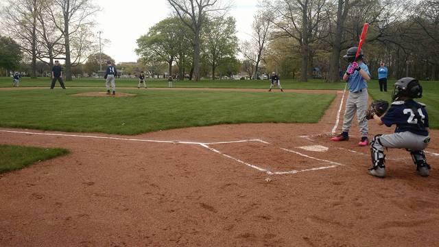 American League at Wilson 3