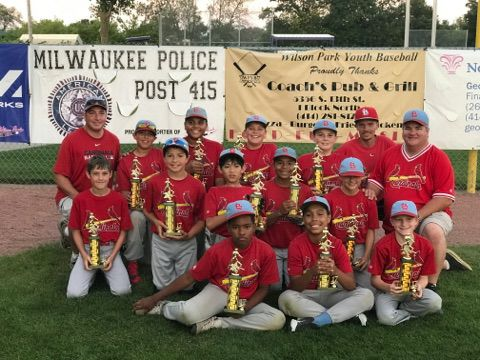 NL Champs (managed by Carmelo Patti) Cardinals