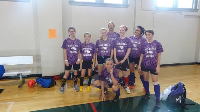 Obama #2 Girls JV Futsal Tournament Team