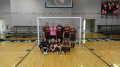 Brashear Girls Varsity Champions Futsal Tournament Team with Nick Kolarac from The Pittsburgh Riverhounds.
