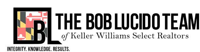 Bob Lucido Team of Keller Williams Select Realtors