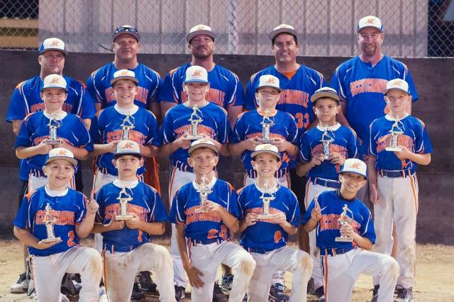 2014 10U Petersburgh Tournament Champions