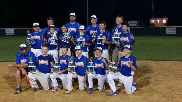 12U McCutchanville Firecracker Champions