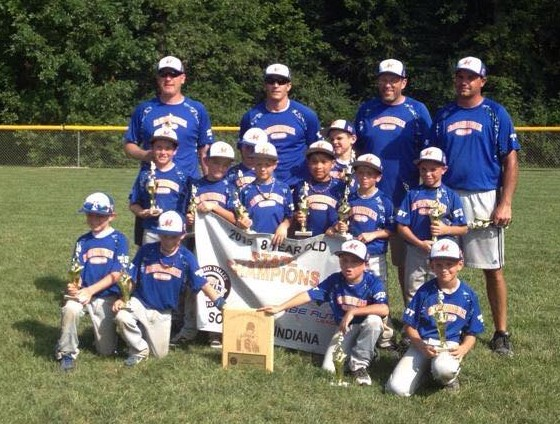 2015 Cal Ripken Southern Indiana State Champions