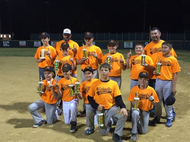 2015 Bronco Fall Champions