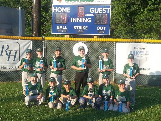Green Huskies - 2015 Minor League Champions