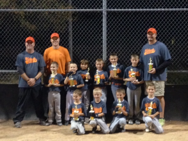 2015 Rookie Fall Champions
