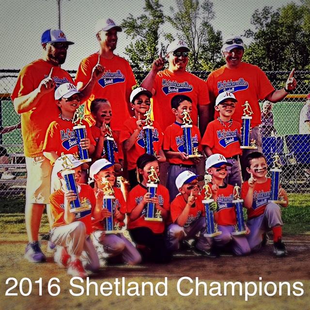 2016 Shetland Advanced Champions