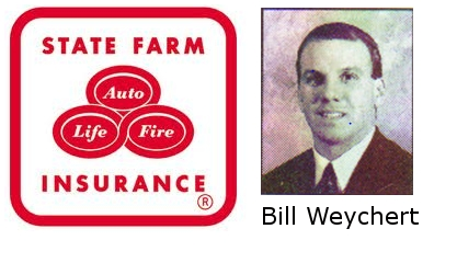 State Farm Insurance - Bill Weychert