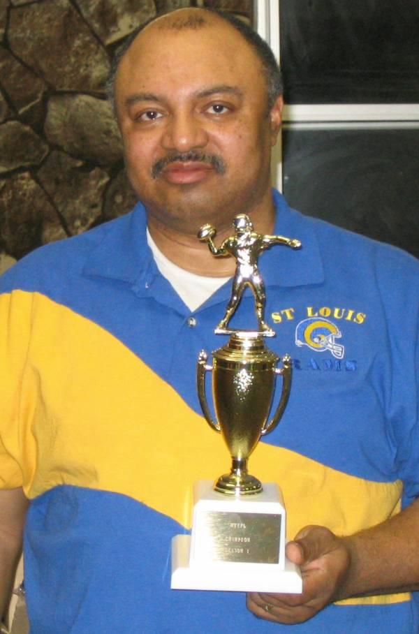 SB1 NYEFL CHAMPION JOHN WHARTON