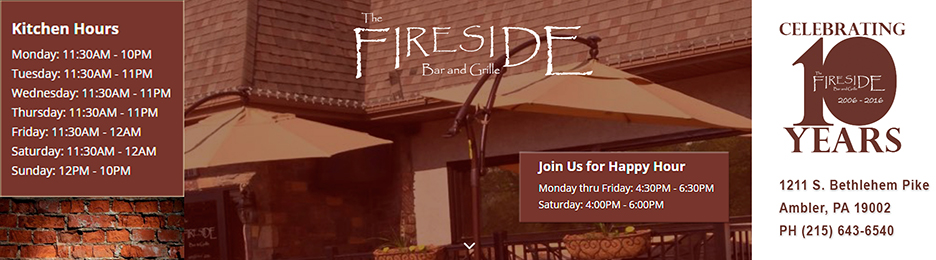 Fireside Bar and Grille