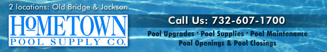 Hometown Pool Supply Co.