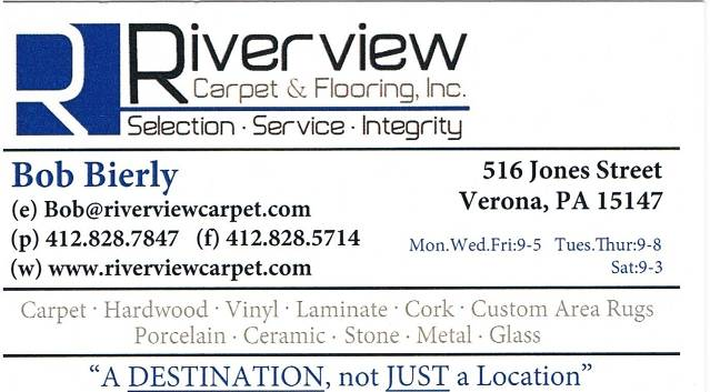 Riverview Carpet & Flooring, Inc.