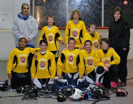 Fall 2012 Champion Bruins