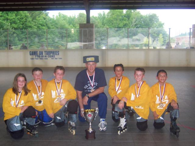 Champions 2006 Spring MH Stars