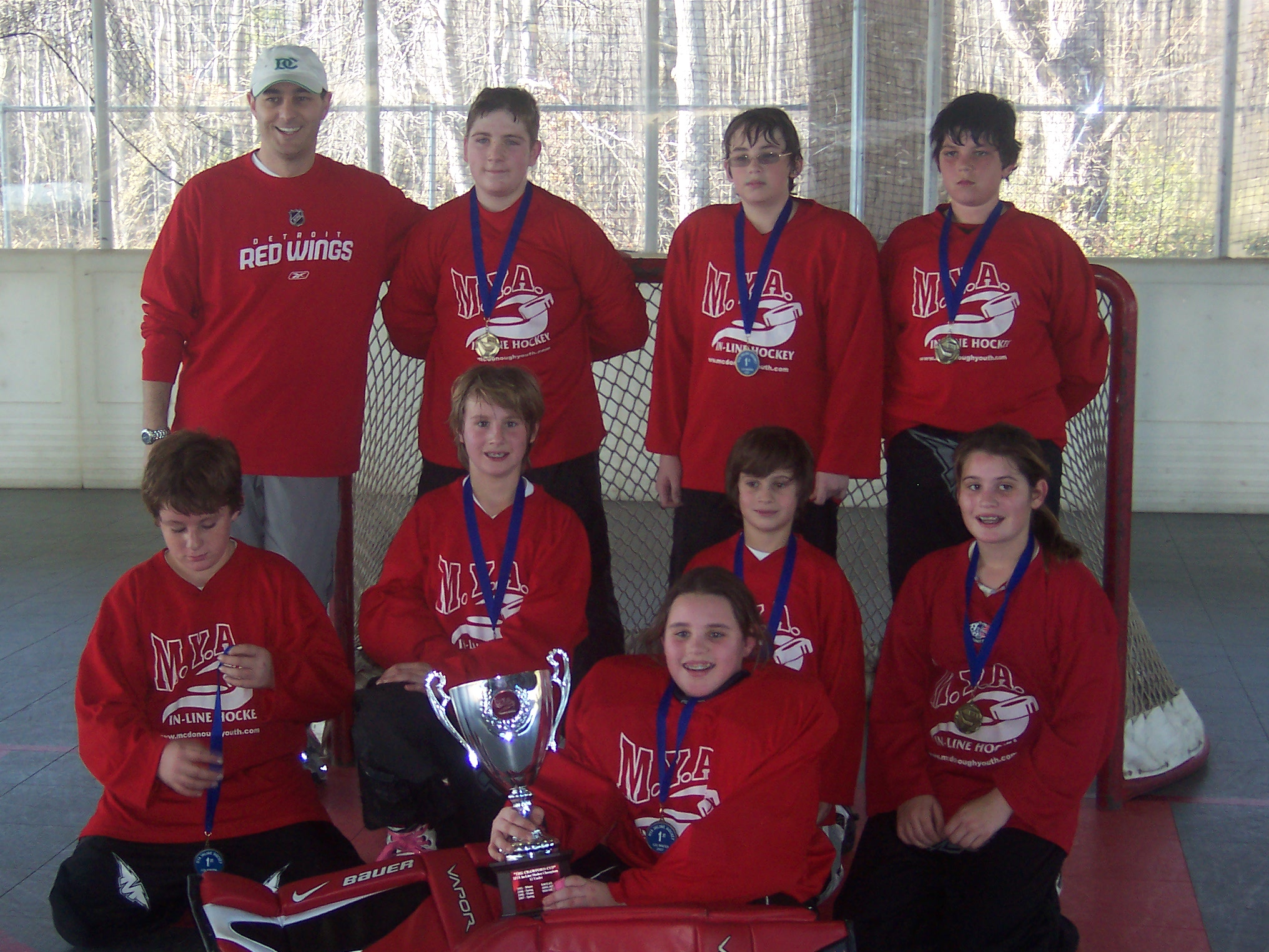 Champions 2007 Fall MH Red Wings