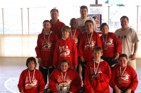 Champions 2007 Spring MH Red Devils