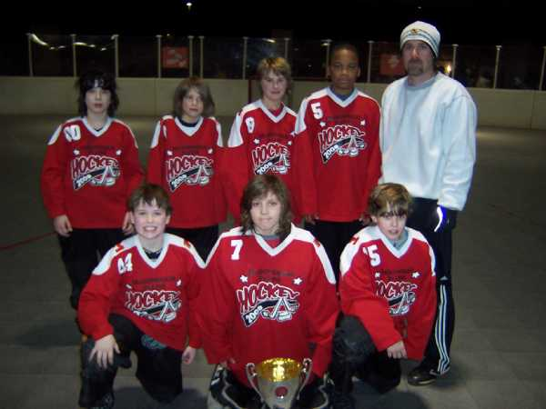 Champions 2008 Fall MH Flames