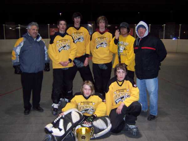 Champions 2008 Fall UH Bruins