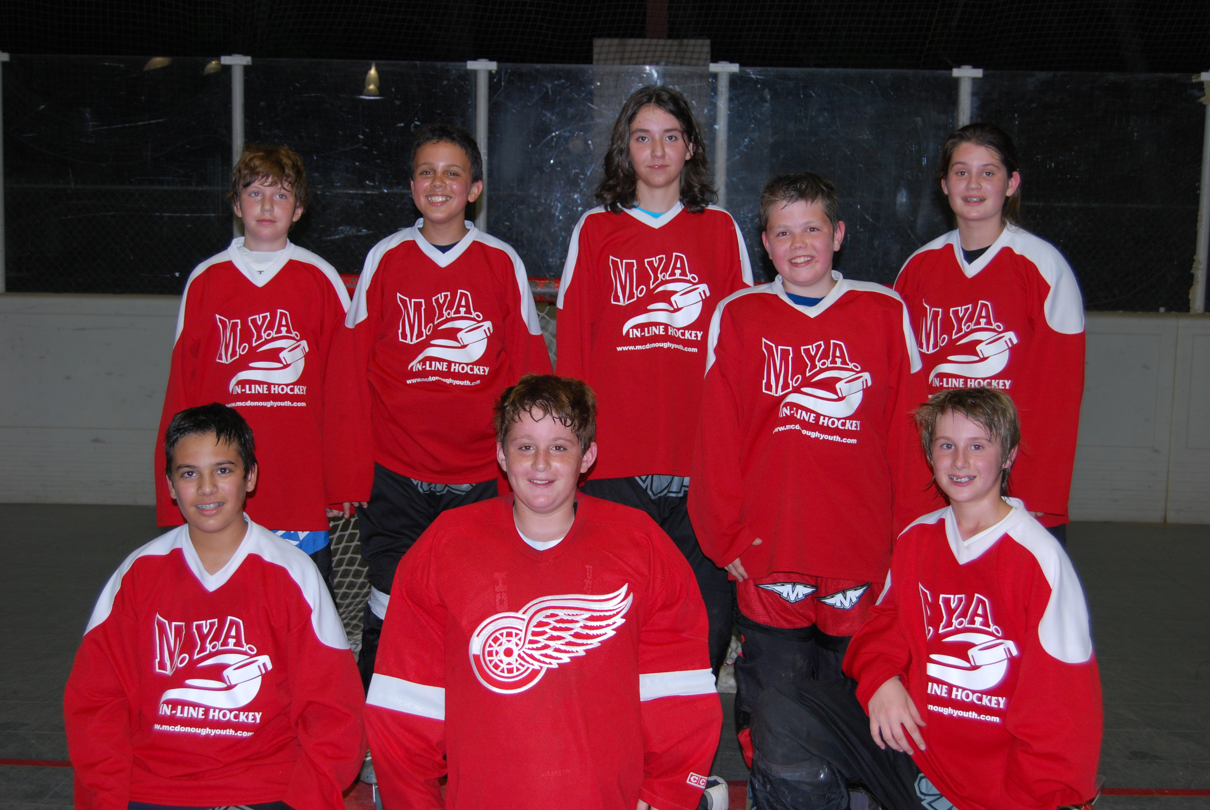 Champions 2008 Spring MH Red Wings