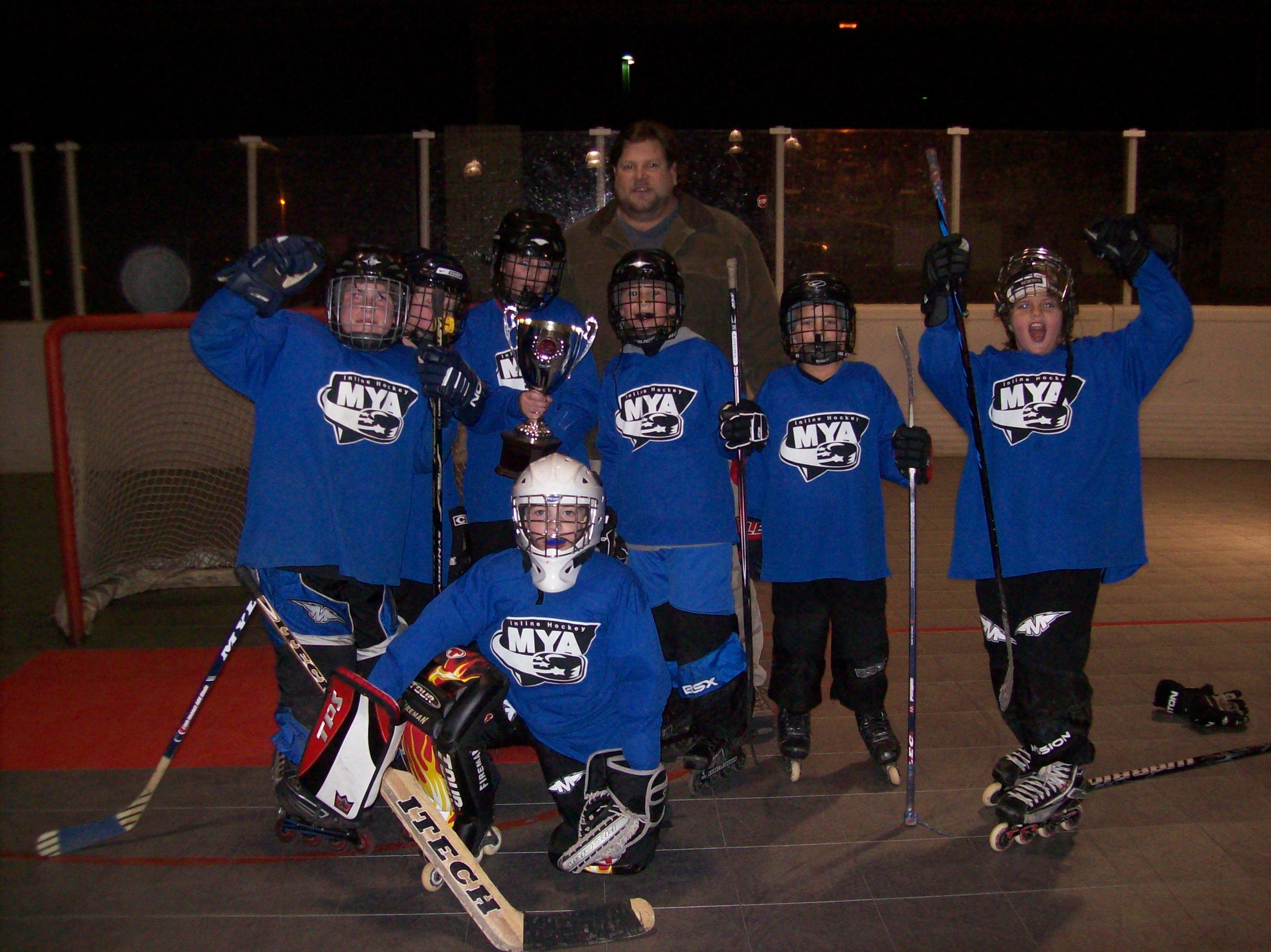 Champions 2010 Fall LH Lizard Kings