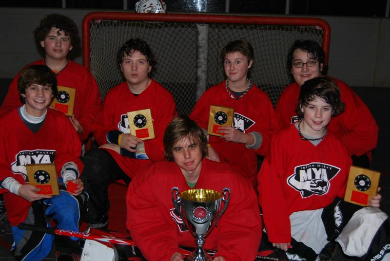 Champions 2010 Fall UH Red Wings
