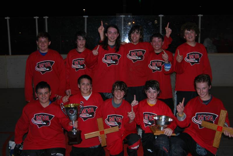 Champions 2010 Spring UH Red Wings