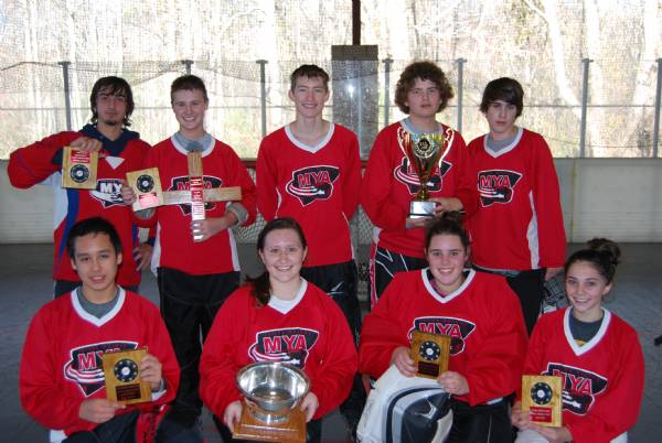 Champions 2011 Fall UH Red Wings
