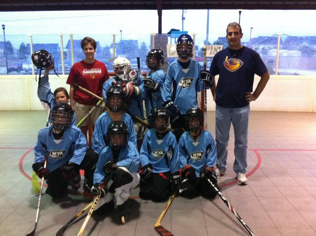 Champions 2011 Spring MH Thrashers
