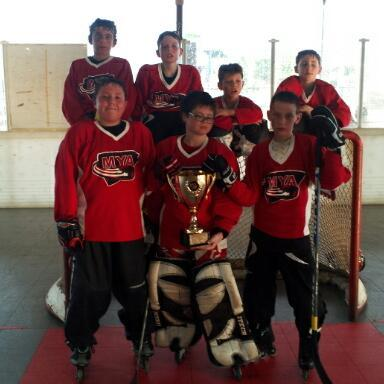 Champions 2012 Spring LH Blackhawks