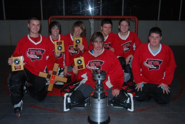 Champions 2012 Spring UH Red Wings