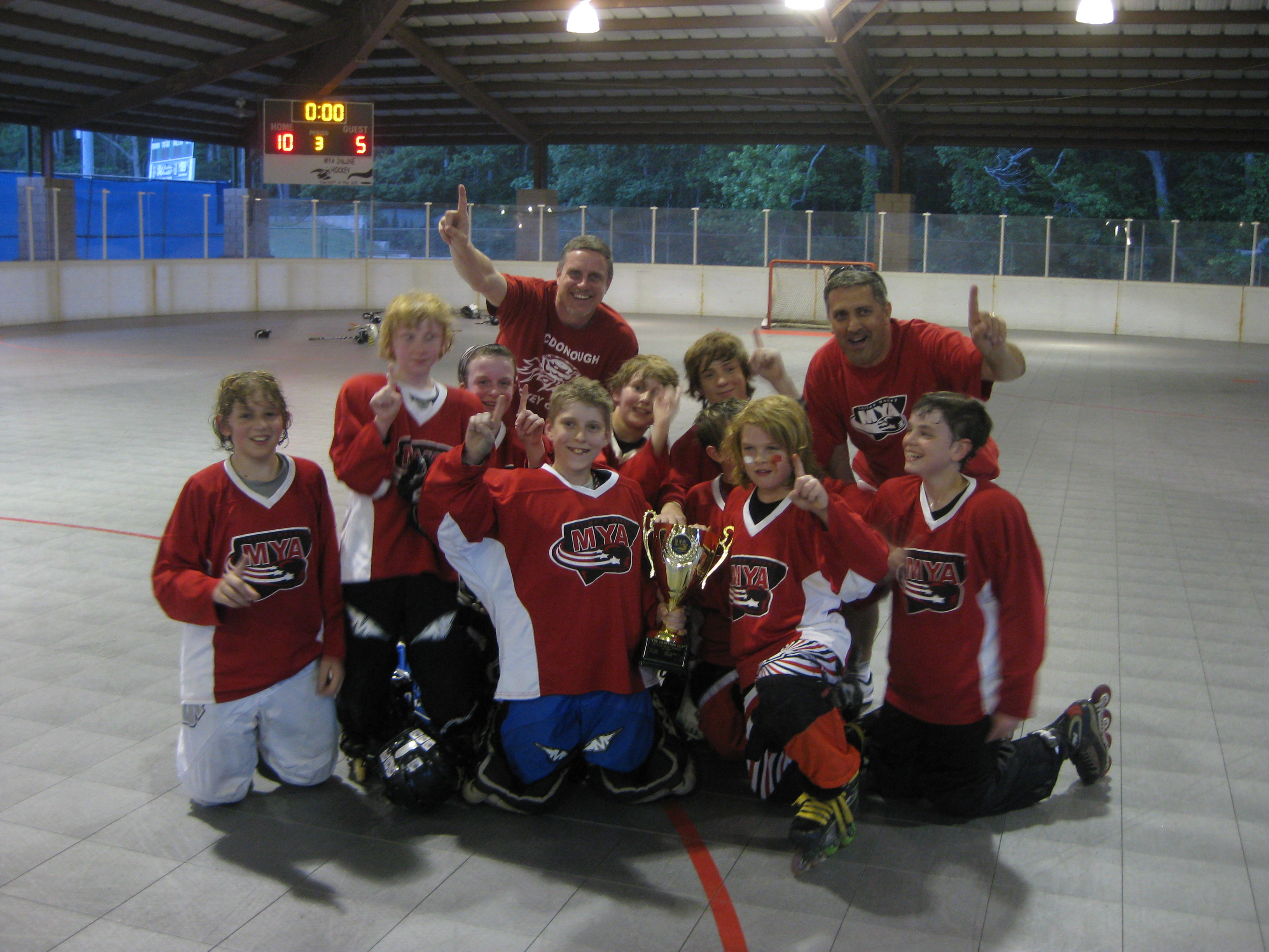 Champions 2012 Spring MH Storm