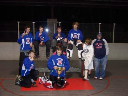 Fall 2012 UH Champion Rangers