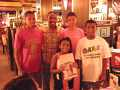 ROSELLE POP WARNER NIGHT AT T.G.I. FRIDAYS FEATURING COUNCILMAN JAMEL HOLLEY!