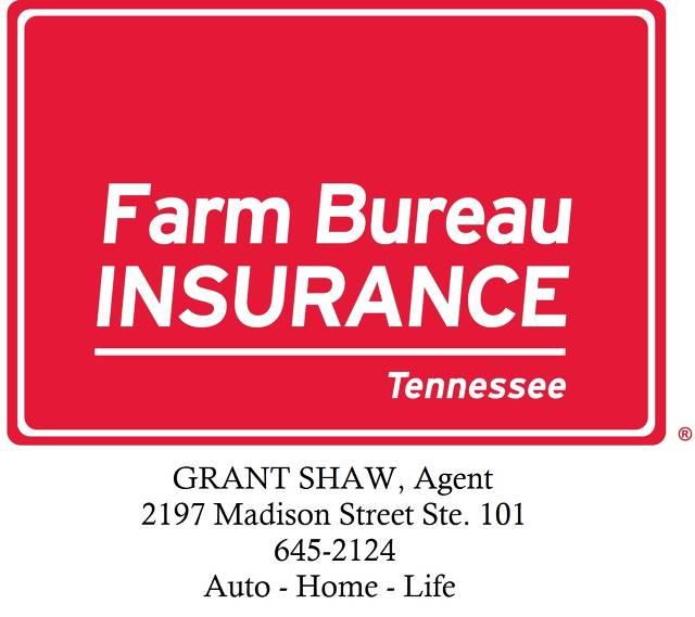 Farm Bureau Insurance - Grant Shaw