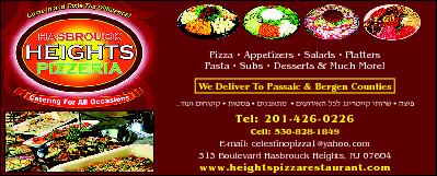 Hasbrouck Height's Pizza