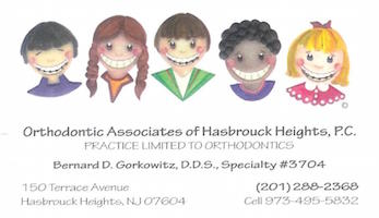 Orthodontic Associates of Hasbrouck Heights, P.C.
