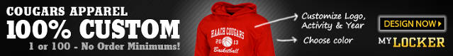 HAACH Cougars Spirit Wear