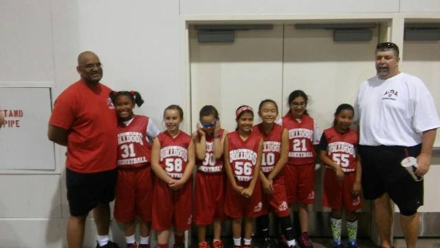 2016 4th Grade Girls, 3rd Place, Reno Memorial Day Tourney