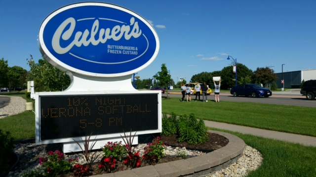 Thank you to all the players, coaches, and parents for making our annual Culver's fundraiser a successful evening for the VAGSA organization! Thanks to Culver's for hosting and for those families and friends who attended. We had a very busy evening!