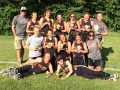 Congratulations to the 14U Cougars team for placing 1st in the New Berlin tournament on June 11!