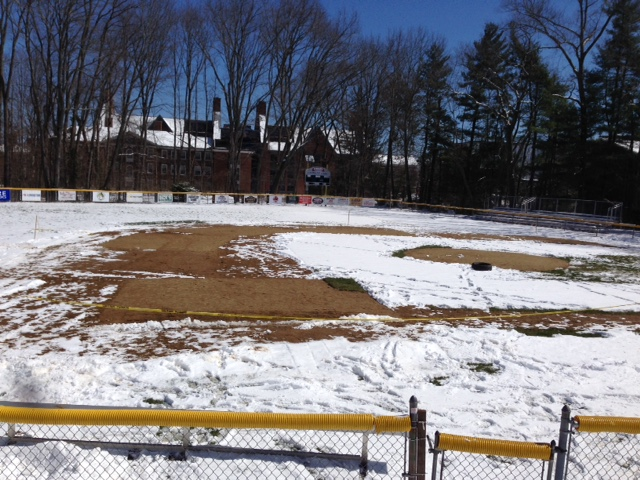 2016 Currier Snow week of Opening Day