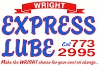 Wright Express Lube