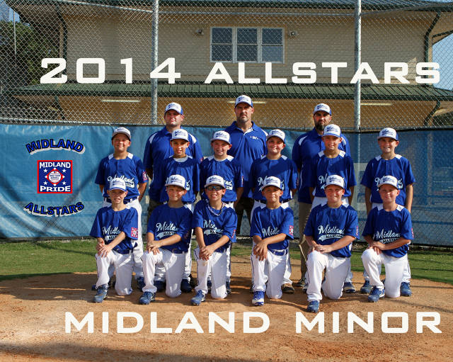 2014 Midland Minor Allstar Team