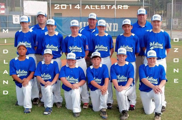 2014 Midland DYB Ozone Allstars