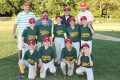 Littleton A's M60 Mac League Champions
