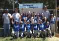 2012.  The 10U Dodgers finished the season in 3rd place, and made it to the Championship game in the 10U World Series.