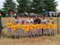 2012.  The 8U Allstars.