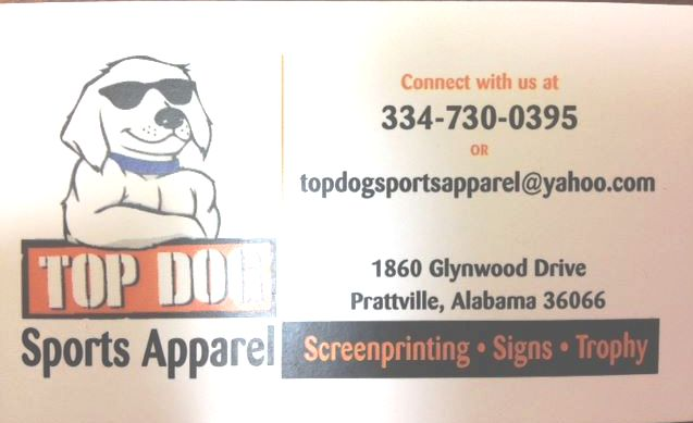 Top Dog Sports Apparel