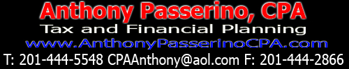 Anthony Passerino CPA